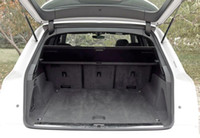 audi trunk mat - Waterproof shockproof PU leather folding car trunk mat For Audi Q7