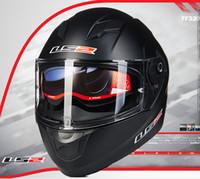 airbag motorcycle helmet - 2016 LS2 ff320 motorcycle helmet with inner sun visor full face helmet flip up helmet with airbags
