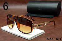 big red sun - New Womens Cazals Sunglasses Popular Brand New Glasses Fashion Unisex Acetate Big Size Sun Glasses Vintage Eyeglasses Gafas De Sol