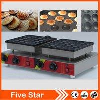 Wholesale Electric Dutch Mini Pancakes Poffertjes Machine Baker Maker Iron Mold Pan NP543 by Hosalei