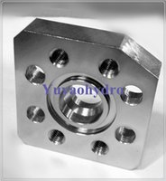 Wholesale SAE Sandwich Plate e g for Test Point Female BSPP Port