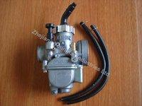 Wholesale Taiwan Top Quality Keihin FRC PE24 mm flat slide performance carburetor for Scooter Moped ATV Dirt Bike JOG DIO Minarelli
