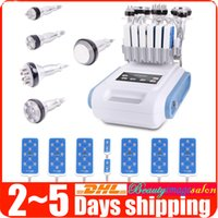 40K Cavitation 2.0 Sexupolaire Quadrupolaire Bipolaire 3D RF Aspirateur corps Slimming 160mw Lipo Laser Beauty Equipment