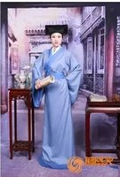 ancient tang dynasty - Cheap male female Chinese ancient Tang Ming Qing Dynasty performance Costumes suits adult Hanfu clothing photography costumes