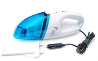 Wholesale Portable Super Suction Mini V super high power wet and dry Handheld car vacuum cleaner