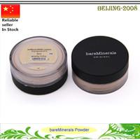 Wholesale High quality Popular bareMinerals Foundation SPF15 g C10 fair N10 fairly light medium C25 medium beige N20 g mineral veil