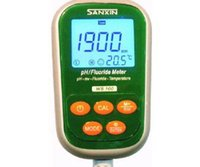 Wholesale Original pH fluoride ion concentration meter a year