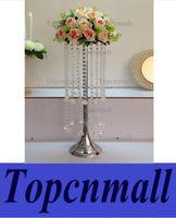 Wholesale In stock Crystal Chandelier table top wedding tale chandelier wedding centerpiece table centerpiece crystal Decorative