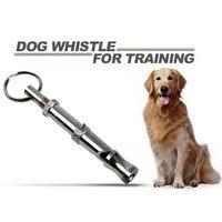 Wholesale Pet Dog Training Adjustable Ultrasonic Sound Whistle Dog Training Tool Cute Training