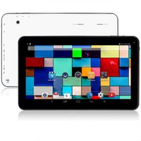 Wholesale 10 inch Wifi capacitive touch screen tablet pc Allwinner A33 Quad core Cortex A7 GHZ
