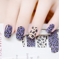 Wholesale 7 Color Fashion Fingernails Stickers DIY pieces Fingernails Stickers Assorted patterns