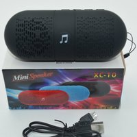 audio number - DHL free mini bluetooth speaker promotion gift XC V3 outdoor bluetooth speaker with real tracking number with string
