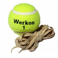 Wholesale hot sales high quality Self study Rebound Balls Device Sports Supplies Durable Tennis Training Machine Exercise Ball