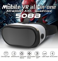 acceleration gravity - Multi language smart D virtual reality all in one VR headset inch screen Andriod WIFI Gravity acceleration independent VR helmet