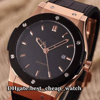 asian dating black - Cheap Luxury Brand New Big Bang SX LR Automatic Asian Black Dial Sapphire Rose Gold Mens Watch Rubber Strap Sport Mens Watches