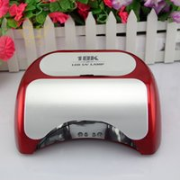 beauty salon dryers - fashionable K model w UV nm led nail lamp for nail dryer used in nail beauty salon suitable for pedicure manicure kits