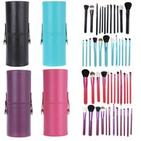 12pcs best professional makeup brushes brand - 12 Makeup Brush Kit Makeup Tools Set Brand Makeup Brush Professional Cosmetic Make Up Brush Set The Best Quality