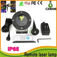 Wholesale new products IP65 waterproof outdoor christmas laser light Garden Tree and Wall Decoration Outdoor Lighting