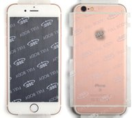 Wholesale Full Body Sticker Skin Cover Front Sides and Back Screen Protector Transparent For iphone plus S S c samsung