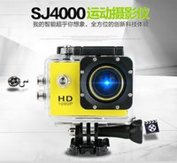 Wholesale Action camera DV Special price P SJ4000 HD wide angle micro Sports Camera new release