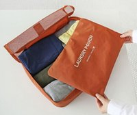 awesome luggage - SMILE MARKET Awesome Traveling Storage case Luggage Clothes Storage Bag