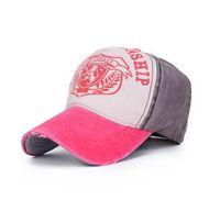 beige color walls - 2016 new fashion cool Hot women s baseball cap color block Cap Adjustable Hats Street Headwear Trucker Hat Off The Wall Print