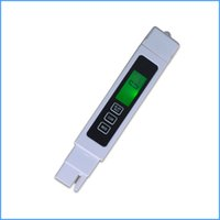 Wholesale New arrival Portable Pen Portable Digital TDS Meter Filter Measuring Water Quality Purity Tester ph tds meter