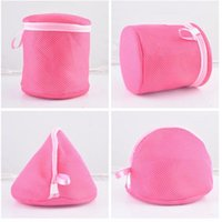 Wholesale Spot double bra laundry bag to protect the wash bag A good helper for laundry