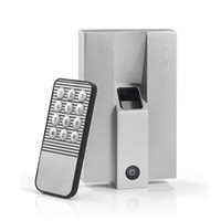 fingerprint door access - Sebury Metal Biometric Fingerprint Standalone Door Access Control Reader Silver F1225D