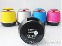 Wholesale mini bluetooth Speaker S05 Wireless shower Car Handsfree stereo Speaker for Iphone s for ipad for samsung