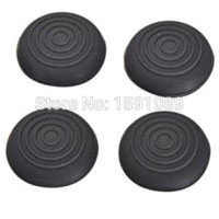 Wholesale 4pcs Silicone Key Protector Thumb Grips Joystick Caps for PS4 amp XBOX controllers Game Accessories with Retail Package