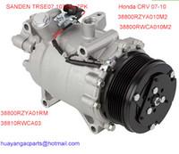 Wholesale compressor clutch fit Honda CRV RZYA010M2 RWCA010M2 SANDEN TRSE07 mm PK