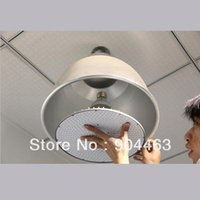 Wholesale DHL E39 E40 LM W SMD Round Flat Panel High power LED high bay Light lamp Bulb w CFL replacement