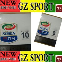 Wholesale Match Worn Juventus Lega Calcio Serie A patch and NO grey patch CHINA