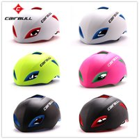 bicycle helmet design - New Arrival Casco Bicicleta Casco Ciclismo Brand Cairbull Women Men Aero Cycling Helmet Tt Bike Track Bicycle Unique Design Helmet cm