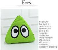 big handbags for school - European American Fashion Cute Handbags Triangular Big Eyes Backpack School Bag Suitable For Small Children Lovely