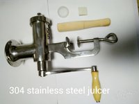 Wholesale 3 in food processor blender juicer Orange juicer vending machine Apple juice exactior