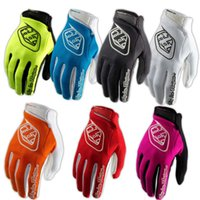 Wholesale The new TLD Motorcross motorcycle gloves full finger bike gloves outdoor cycling gloves size S M L XL