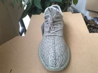 Wholesale 2016 new boost Moon rock Outdoor Sport Shoes Sport snakers Kanye West boost Drop shipping for With Boxes Size