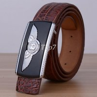 alligator skin belt - 2016 stylIish fashion high quality faux leather luxury women belts for men alligator skin strap cintos feminino male waistband