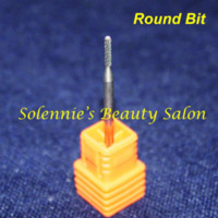 Wholesale Round Bit Nail Drill For Nail Art Electric Nail Drill Manicure Machine nail file drill bits
