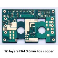 Wholesale PCB Prototype Layers Multi Layer PCB Board Manufacture FR4 circuit board Small Quantity Fast Run Service PCB Fabrication