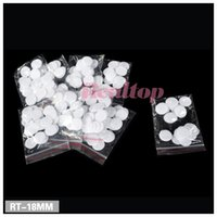Wholesale 2016 More popular PC cotton filfer for diamond dermabrasion skin peeling parts mixed mm and mm