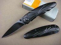 aluminum oxide finishes - Top quality GB X16 Pocket folding knife C HRC Black oxide finish blade knife Aluminum handle EDC knives with Original retail box
