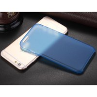 anti slip materials - 4 inches For iPhone Colorful mm S SE S PP Material Simple Clear Matte Anti slip Ultra thin Soft Transparent gel Case Back Case