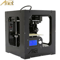 Wholesale High Quality Anet A3 d printer Full Assembled Desktop Aluminum Extruder upgraded Mainboard with Rolls Filaments GB Free