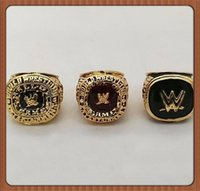 alloy entertainment - Alloy Rings Sets For Replica Years Sets Wrestling Entertainment Hall Of Fame Championship Rings