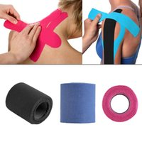 Wholesale 5cm m Therapeutic Protective Tape Sports Physio Muscles Care Wrap Bandage Strapping sprains strains new arrival