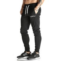 Wholesale Outdoor Trousers Hot Sale Casual Mens Letter Printing Baggy Harem Cool Long Loose Sweatpants Jogger Sport wear Pants Size M XXL
