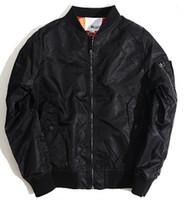 big black uniform - The spring autumn big yards pilot AAPE jacket Men and women popular logo coat uniform tide restoring ancient ways coat